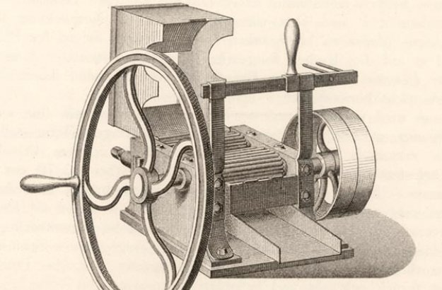 Putsch® designed and manufactured the first beet-processing machines in 1884.